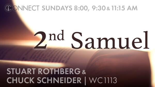 Series: 2 Samuel (Rothberg & Schneider)
