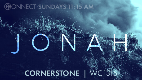 Series: Jonah (Cornerstone)